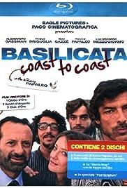 Basilicata Coast to Coast Poster