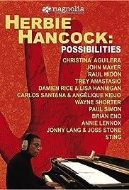 Herbie Hancock: Possibilities Poster