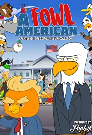 A Fowl American Poster