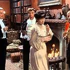 Ray Milland, Hugh Burden, Frankie Howerd, and Elizabeth MacLennan in The House in Nightmare Park (1973)