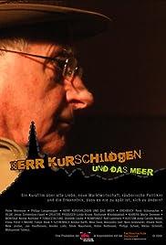 Herr Kurschildgen und das Meer Poster