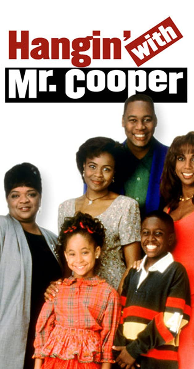 824f499756f Hangin  with Mr. Cooper (TV Series 1992–1997) - IMDb