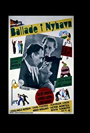 Ballade i Nyhavn Poster