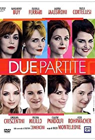 Due partite (2009) Poster - Movie Forum, Cast, Reviews