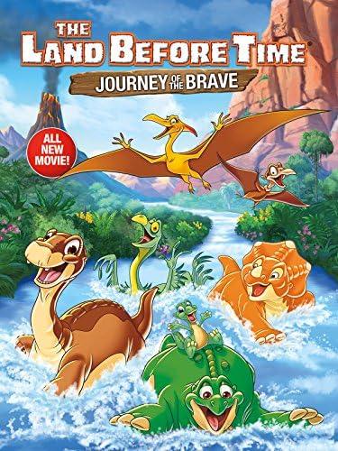 歷險小恐龍:勇敢的旅程   awwrated   你的 Netflix 避雷好幫手!