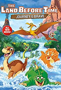Primary photo for The Land Before Time XIV: Journey of the Brave