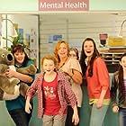 Rebecca Gibney, Bethany Whitmore, Malorie O'Neill, Nicole Freeman, Chelsea Bennett, and Lily Sullivan in Mental (2012)