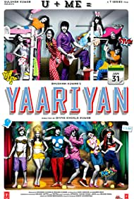 Yaariyan (2014) Poster - Movie Forum, Cast, Reviews