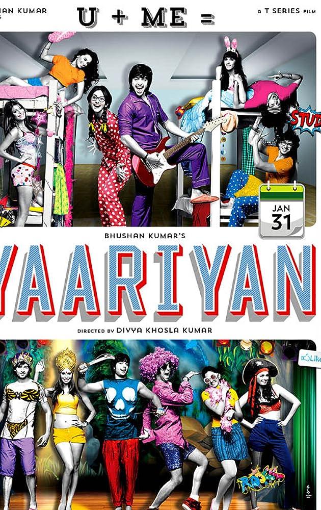 Free Download Yaariyan Full Movie