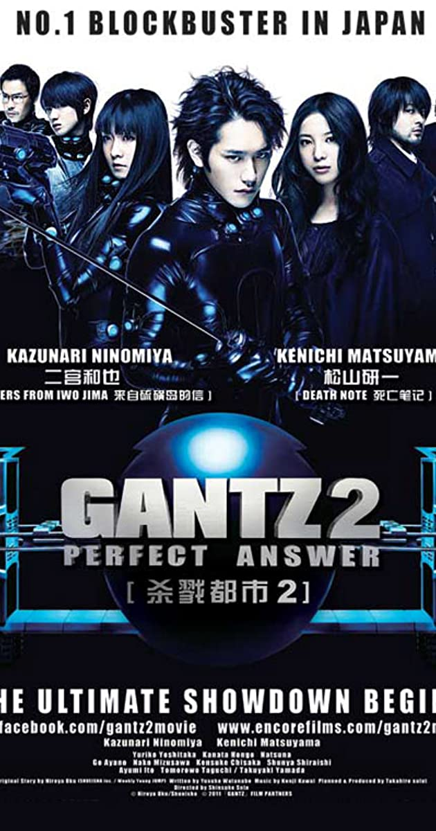 Gantz Perfect Answer (2011) [BluRay] [720p] [YTS.LT]