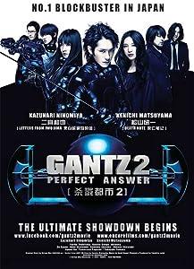 Movie for psp download Gantz: Perfect Answer by Shinsuke Sato [1080pixel]