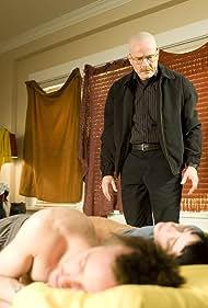 Bryan Cranston, Aaron Paul, and Krysten Ritter in Breaking Bad (2008)