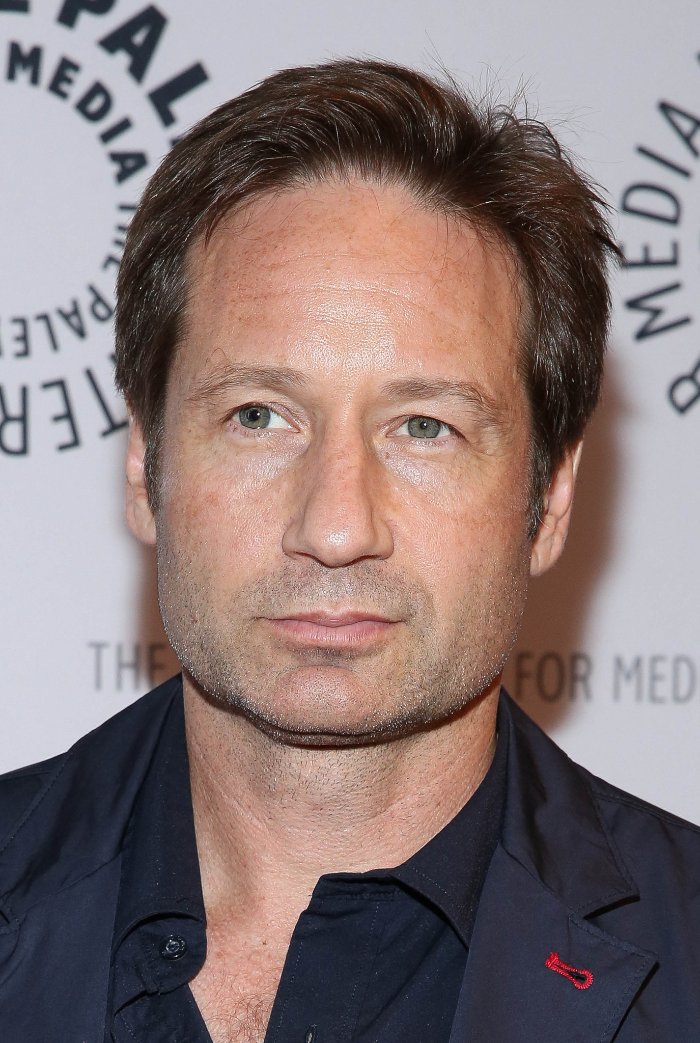 David Duchovny at an event for The X Files (1993)
