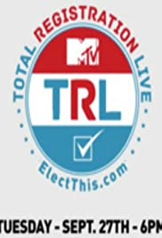 MTV Total Registration Live Poster