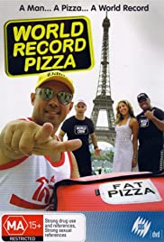 World Record Pizza Poster