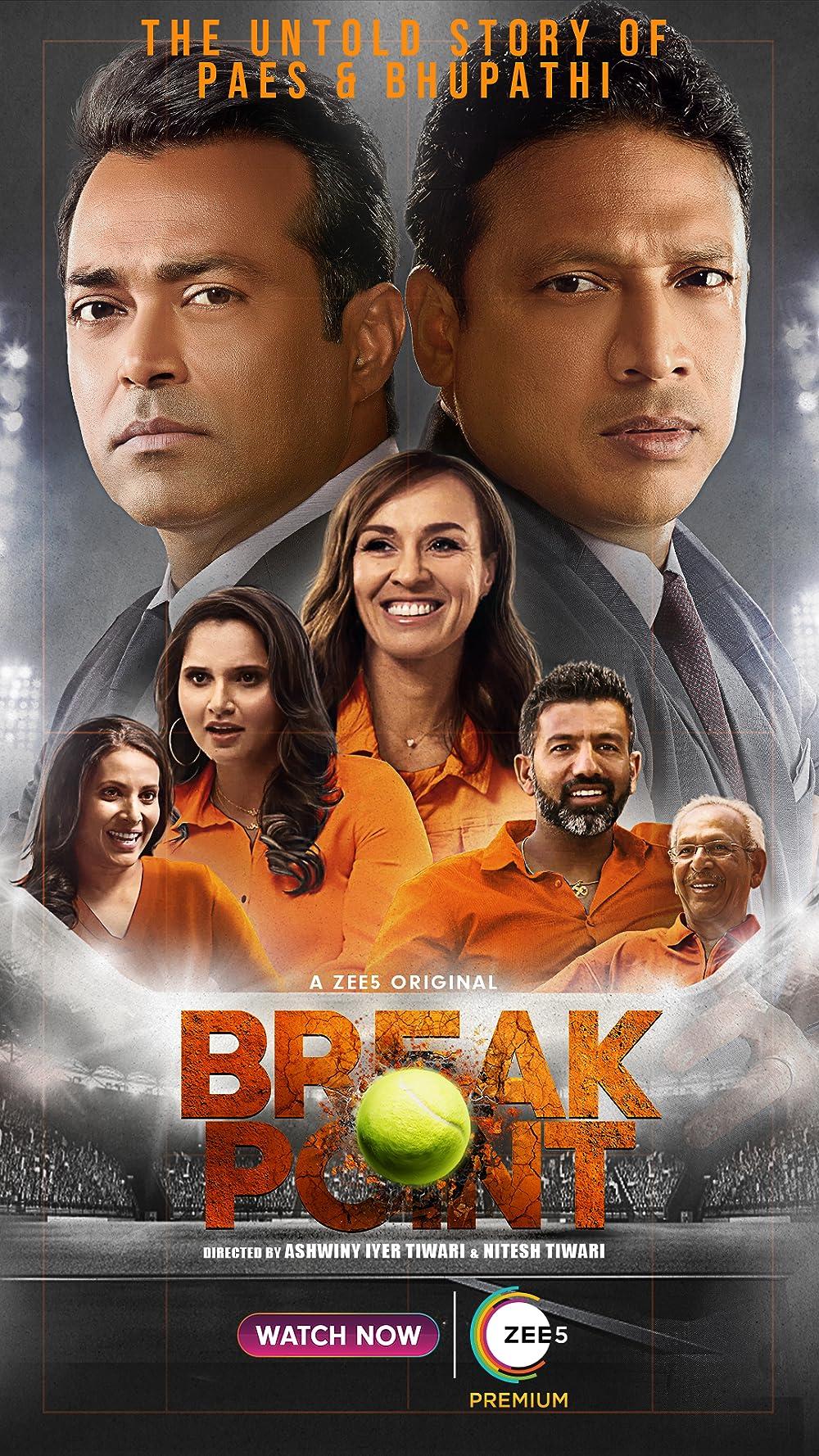 Download Break Point 2021 S01 Hindi ZEE5 Original Complete Web Series 480p HDRip 850MB