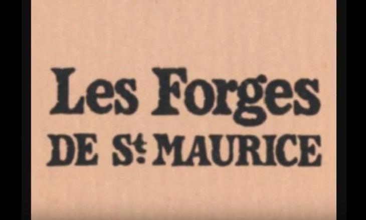 Les forges de Saint-Maurice (1973)
