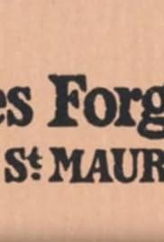 Les forges de Saint-Maurice Poster