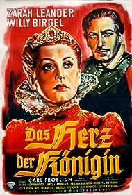 Willy Birgel and Zarah Leander in Das Herz der Königin (1940)