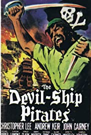 The Devil-Ship Pirates Poster