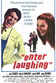 Enter Laughing (1967) Poster - Movie Forum, Cast, Reviews