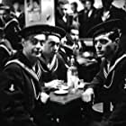 Tito Lusiardo, Luis Sandrini, and José Gola in La muchachada de a bordo (1936)