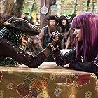 China Anne McClain and Dove Cameron in Descendants 2 (2017)