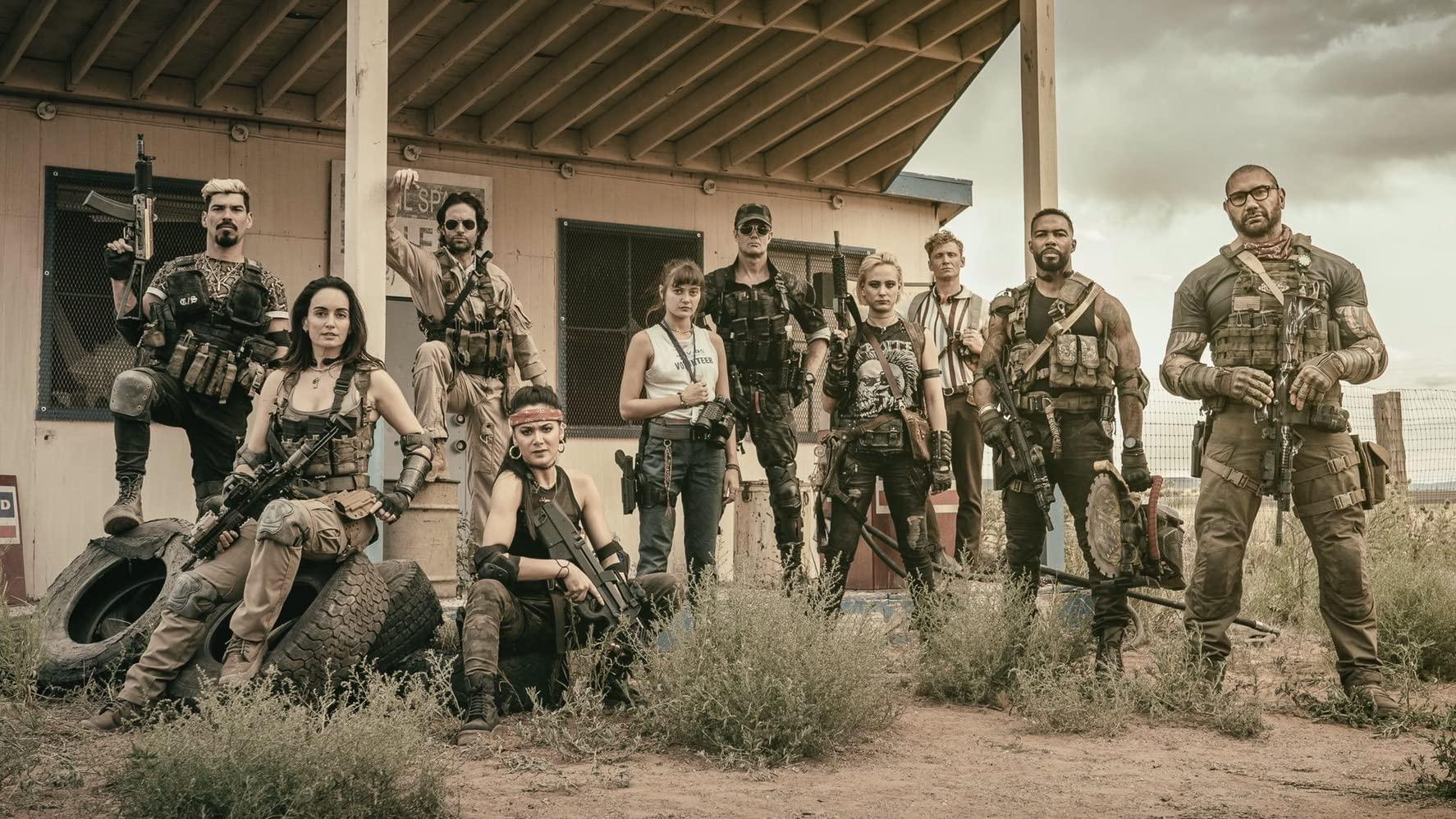 Army of the Dead (2021) - IMDb