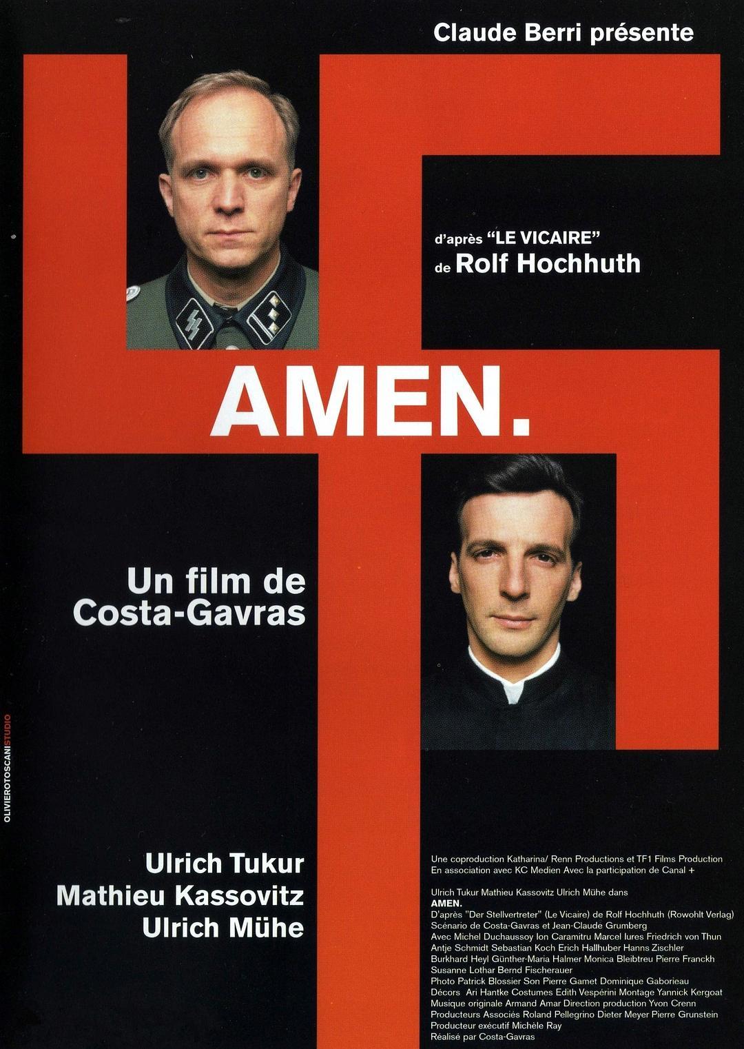 Αποτέλεσμα εικόνας για Amen film