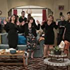 Rita Moreno, Gloria Estefan, Melissa Fumero, Justina Machado, and Stephanie Beatriz in One Day at a Time (2017)
