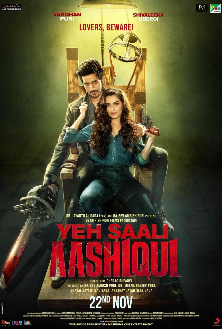 Yeh Saali Aashiqui 2019 Hindi Movie 1080p HDRip 2.1GB ESubs