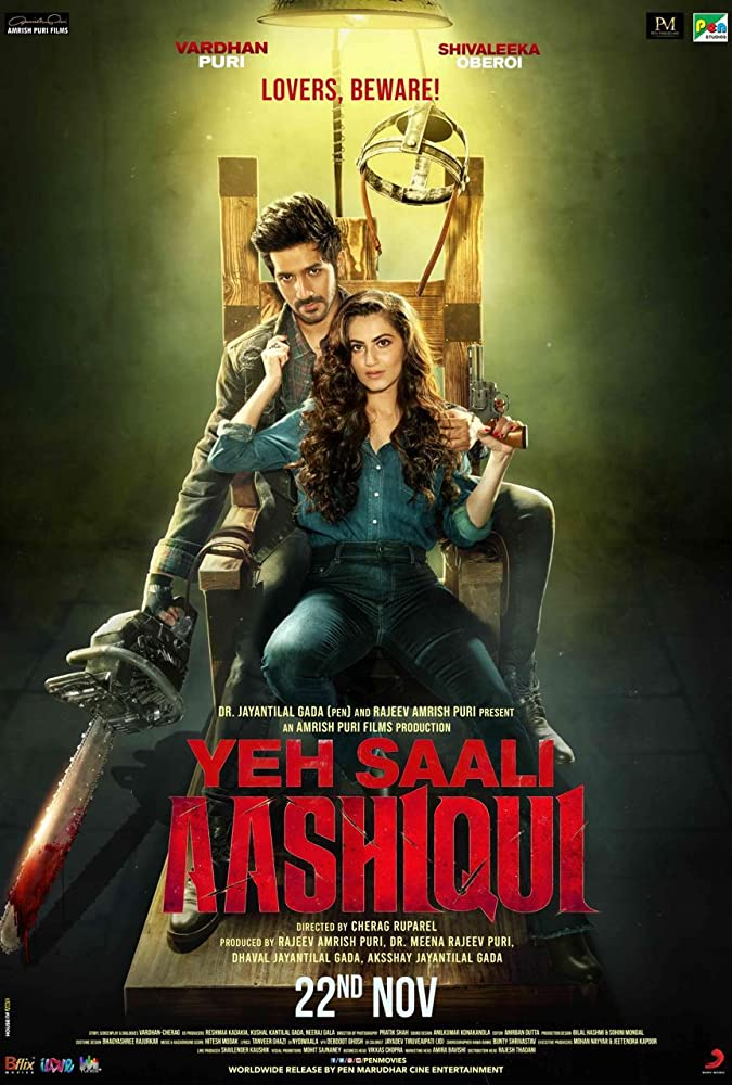 Yeh Saali Aashiqui 2020 Hindi Full Movie 720p HDRip ESubs 1GB x264 AAC