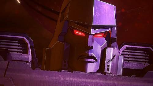 Transformers: War For Cybertron: Kingdom (German Trailer 1 Subtitled)