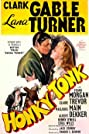 Honky Tonk (1941) Poster