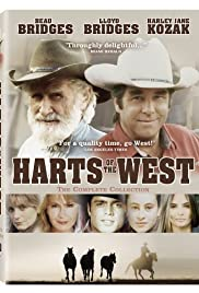 Harts of the West Poster