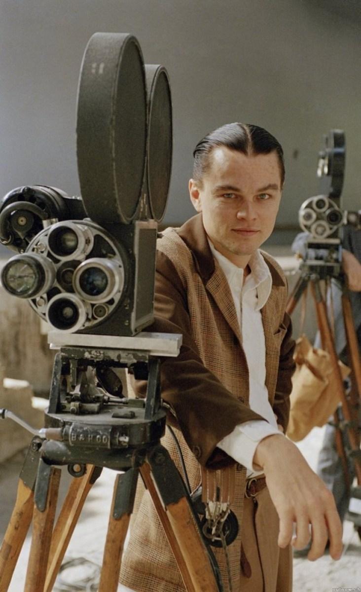 Leonardo DiCaprio in The Aviator 2004