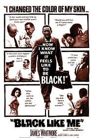 Black Like Me (1964) Poster - Movie Forum, Cast, Reviews