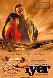 Mr. and Mrs. Iyer (2002) Poster - Movie Forum, Cast, Reviews
