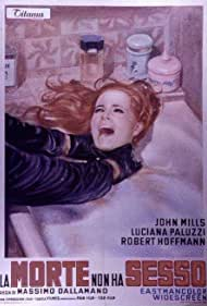 La morte non ha sesso Poster - Movie Forum, Cast, Reviews