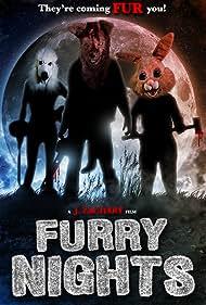 J. Zachary Thurman in Furry Nights (2016)