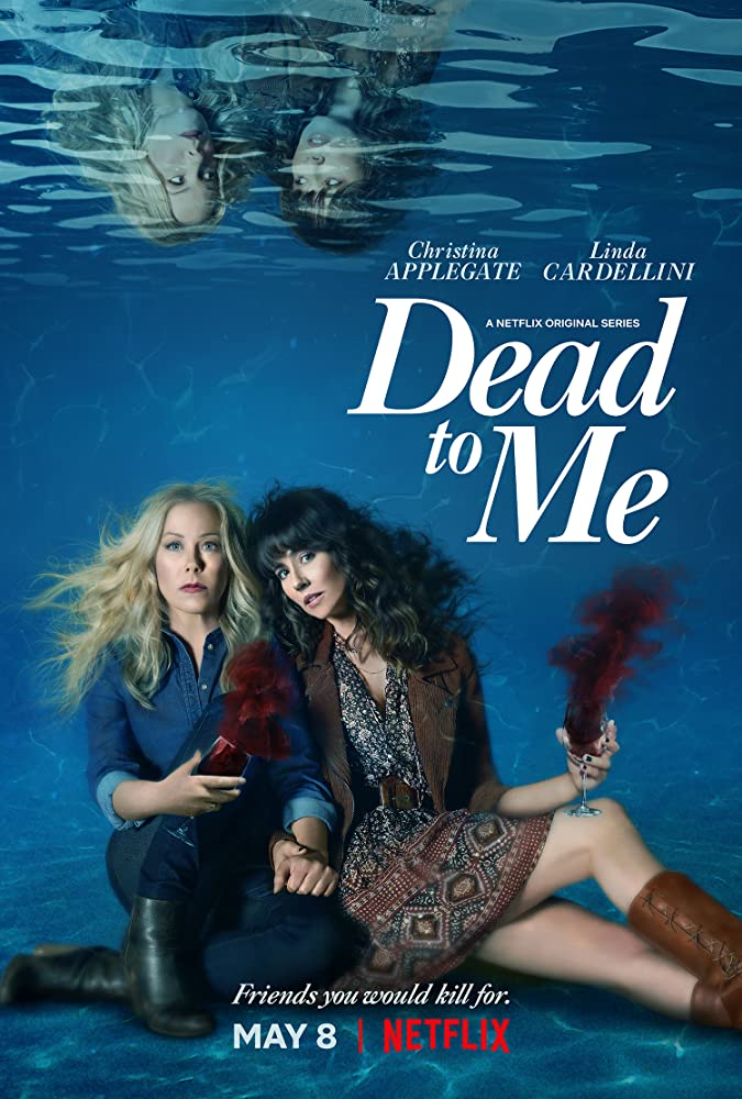Dead to Me (2020) S02 Hindi Dual Audio Complete NF Series 1.1GB HDRip Download
