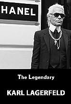 The Legendary Karl Lagerfeld
