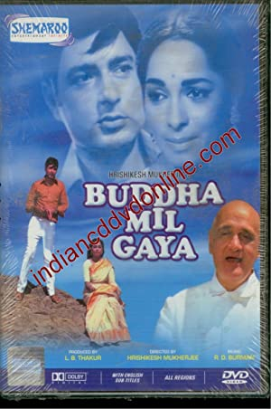 D.N. Mukherjee (screenplay) Buddha Mil Gaya Movie