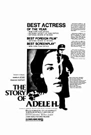 The Story of Adele H Poster