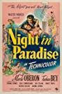 Night in Paradise (1946) Poster