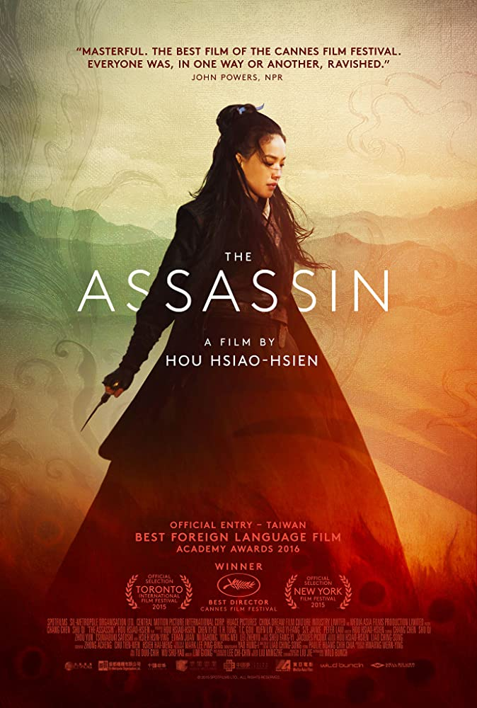 The Assassin (2015) Hindi Dubbed 720p HDRIp Esubs DL