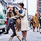 Jennifer Love Hewitt and Michael J. Burg in The Audrey Hepburn Story (2000)
