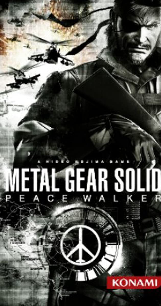 Metal Gear Solid Peace Walker Video Game 2010 Robin Atkin Downes As Kazuhira Miller Imdb Why are we still here? metal gear solid peace walker video