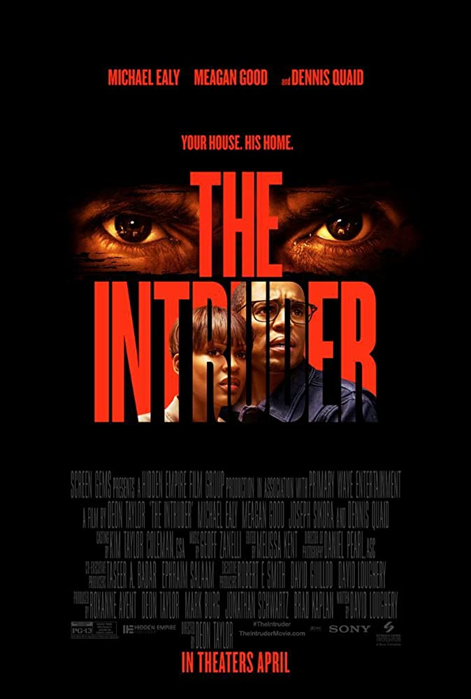 Dennis Quaid, Meagan Good, and Michael Ealy in The Intruder (2019)