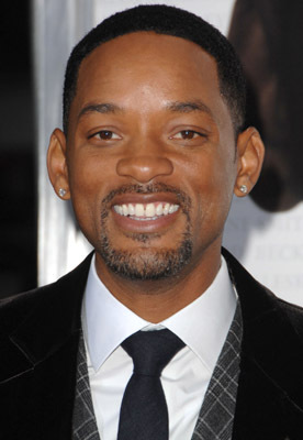 Will Smith, one of the rumored actors being pursued by Star Trek